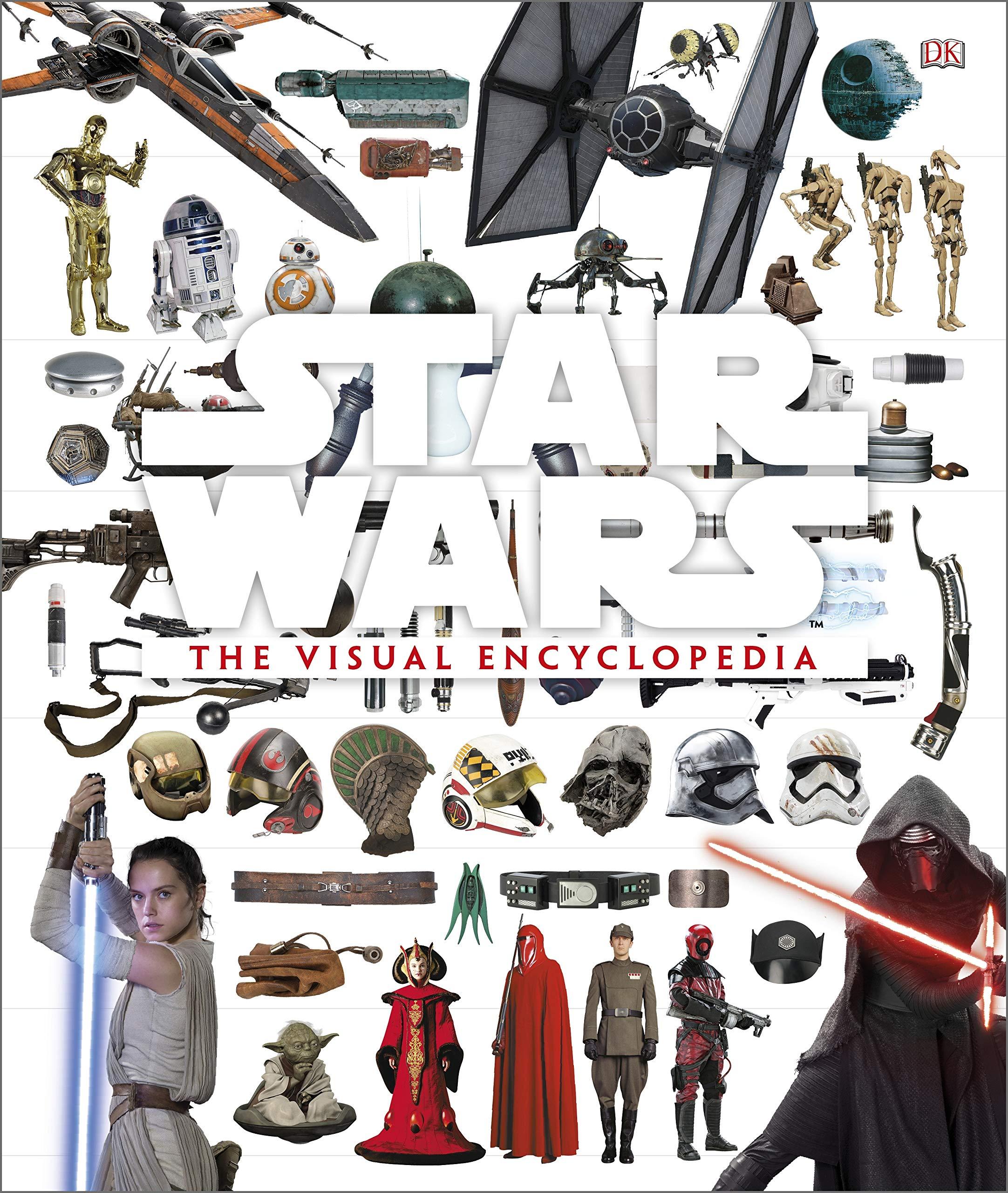 Star Wars The Visual Encyclopedia £5 (+£2.99 Non Prime) @ Amazon