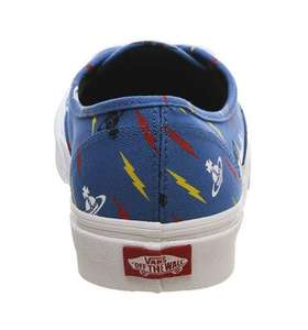Vans x Vivienne Westwood Authentic Sneakers £30 collect in store (or +£3.50 delivery) @ Offspring