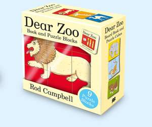 Dear Zoo Book & Puzzle Now £5.99 in store Aldi Leeds Rothwell
