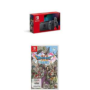Nintendo Switch Console & Dragon Quest XI S: Champion of Destiny - Definitive Edition £304.15 @ Amazon Germany