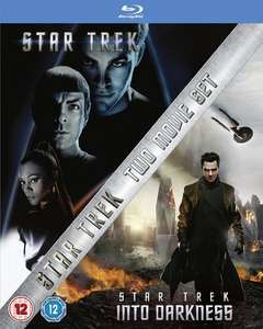 Star Trek / Star Trek - Into Darkness [Blu-ray] - £3 / £2.70 with code Delivered @ Zoom