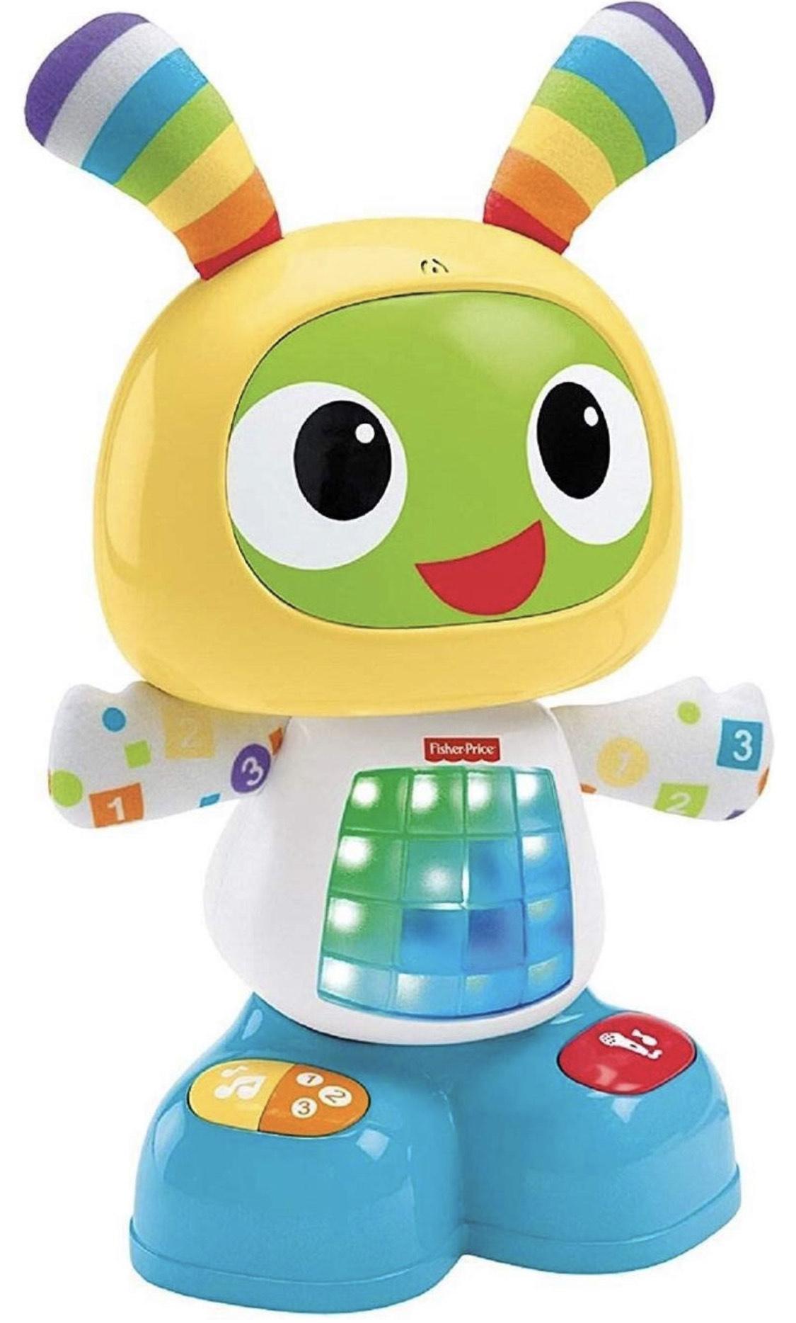 Fisher-Price Baby Robot £9 - Sainsbury's Camberley