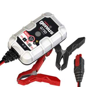 Noco Genius G750UK 6V/12V .75 Amp UltraSafe Smart Battery Charger and Maintainer £19.79 (+£4.49 Non Prime) @ Amazon
