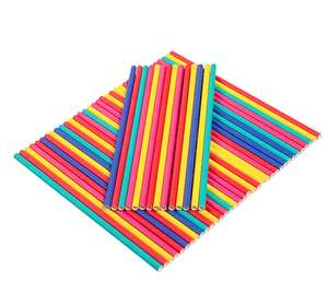 50 pack of paper straws now 25p Instore @ Sainsburys Oldham