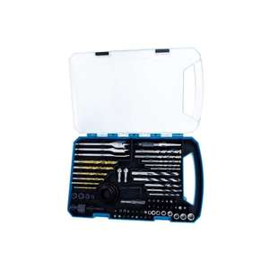 Makita P-90641 Combination Drill Saw Set 75pc, £9.99 sold by Trade Supplies Online on Amazon