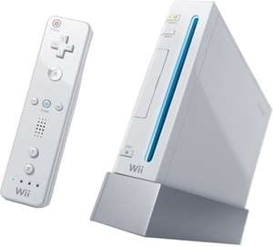 Nintendo Wii Console White Pre Owned £25 (+£1.50 Delivered) @ Cex