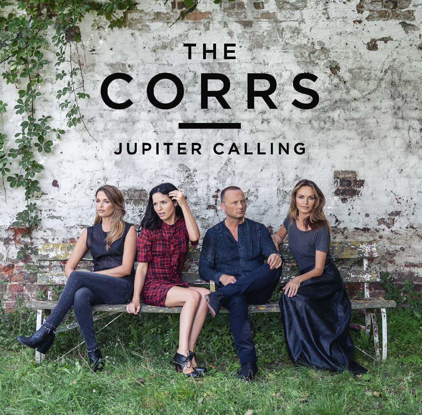 Jupiter Calling (2017) CD Album by The Corrs (includes mp3 version) £3.08 / £6.07 non prime @ Amazon