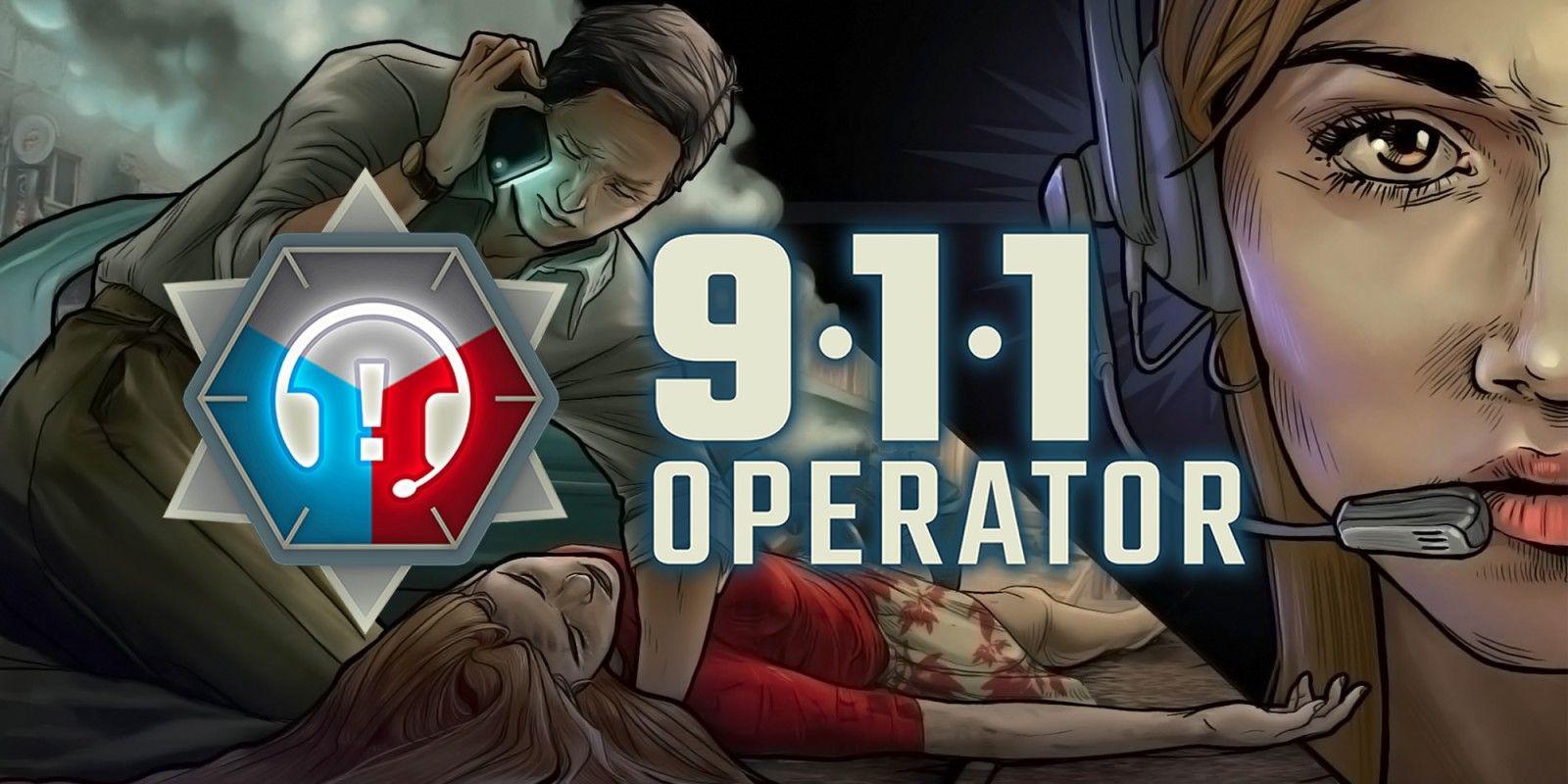 911 Operator (Nintendo Switch digital copy) - 89p @ Nintendo eShop