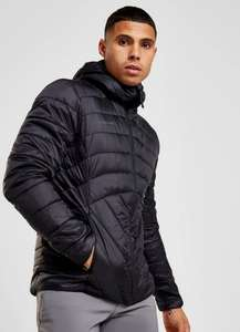 Mammut Full Zip Rime in hooded jacket with fibre refill £70 @ JD sports