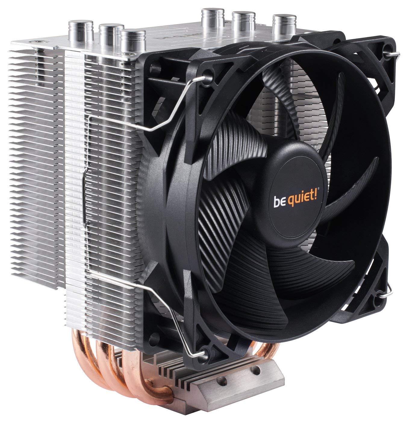 BE QUIET! BK008 Pure Rock Slim Heatsink & Fan (Intel & AMD Sockets) £17.99 at Amazon (+£4.49 Non Prime)