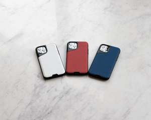 Mous Contour Case (Red or White. Speckled Black £29.99) for iPhone 11 Pro - £19.99 @ Mous