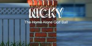 Nicky the Home alone golf ball - Nintendo Switch - 44p @ Nintendo Store
