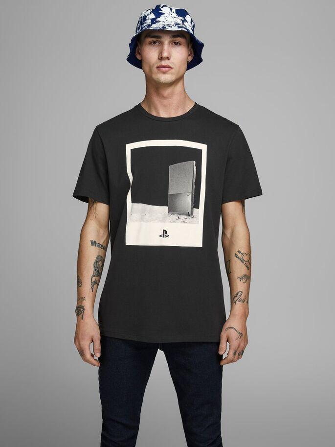 SEGA Playstation T-Shirt - £8.20 (Free Click & Collect) @ Jack & Jones