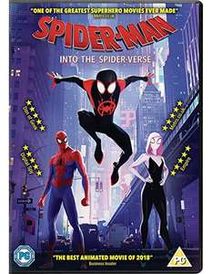Spider Man: Into the Spider-Verse (HD) - £2.99 On Google Play