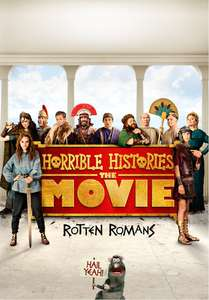 Horrible Histories: The Movie - Rotten Romans (HD) £3.99 to own + rent from £2.49 @ Google Play