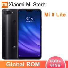 """Xiaomi Mi 8 Lite 6GB RAM 64GB ROM Global ROM Smartphone Snapdragon 660 6.26"""" FHD+Screen £103.61 Aliexpress Xiaomi Mi Store"""