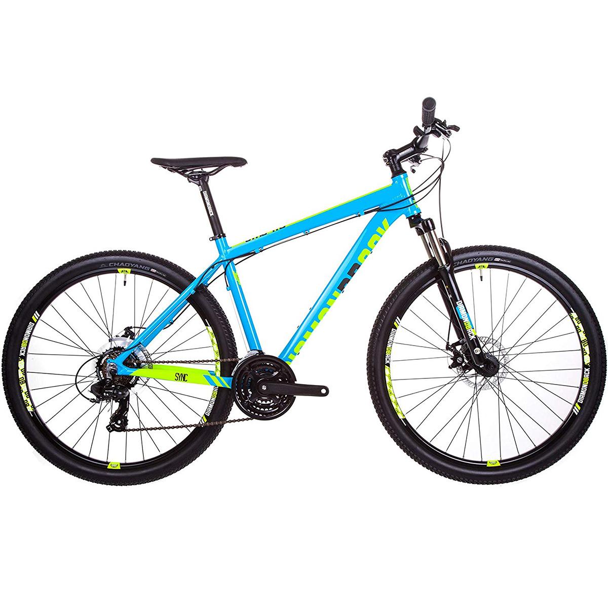 "Diamondback Sync 1.0 Mountain Bike 22"" £159 + £19.99 delivery Merlin Cycles"