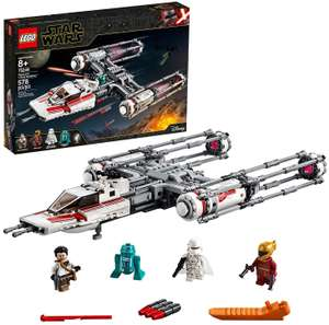 Lego 75249 Star Wars Resistance Y-Wing Starfighter £41.69 @ Amazon Germany