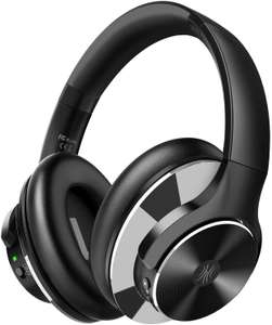 OneOdio Bluetooth Headphones Active Noise Cancelling Headphones £43.99 - Sold by OneOdio Direct and Fulfilled by Amazon