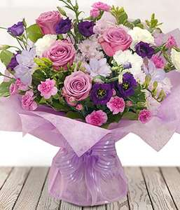 10% off all orders with voucher code @ eFlorist