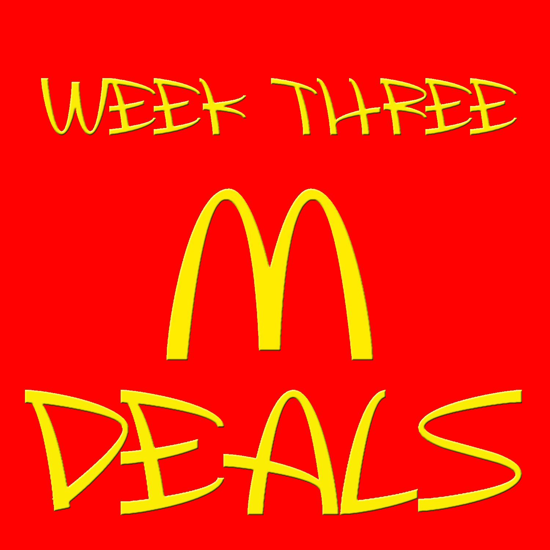 McDonald's Deals - £5 off when you spend £15 (until 29/02)