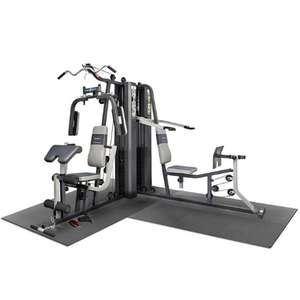 Marcy GS99 Dual Stack Home Multi Gym with Floor Matting £649 Delivered @ Costco