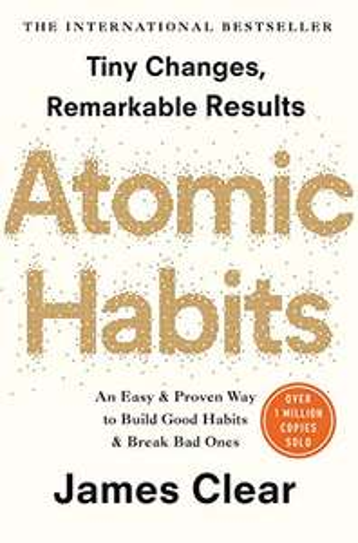 Atomic Habits for Kindle 99p @ Amazon