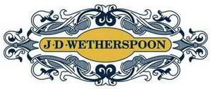 Wetherspoons 60p off European drinks including Beck's, Peroni and Grey Goose Vodka for a month