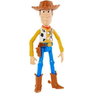 Toy story 4 woody and buzz . £6.50 each at Tesco. Were £13