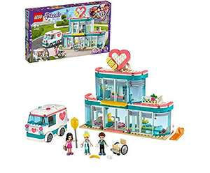 LEGO 41394 Friends Heartlake City Hospital £47.21 @ Amazon