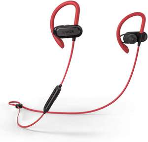 Soundcore Spirit X Sports Wireless Bluetooth Earphones, 12 Hour Battery, IPX7 SweatGuard £15.99 Sold by AnkerDirect and Fulfilled by Amazon.