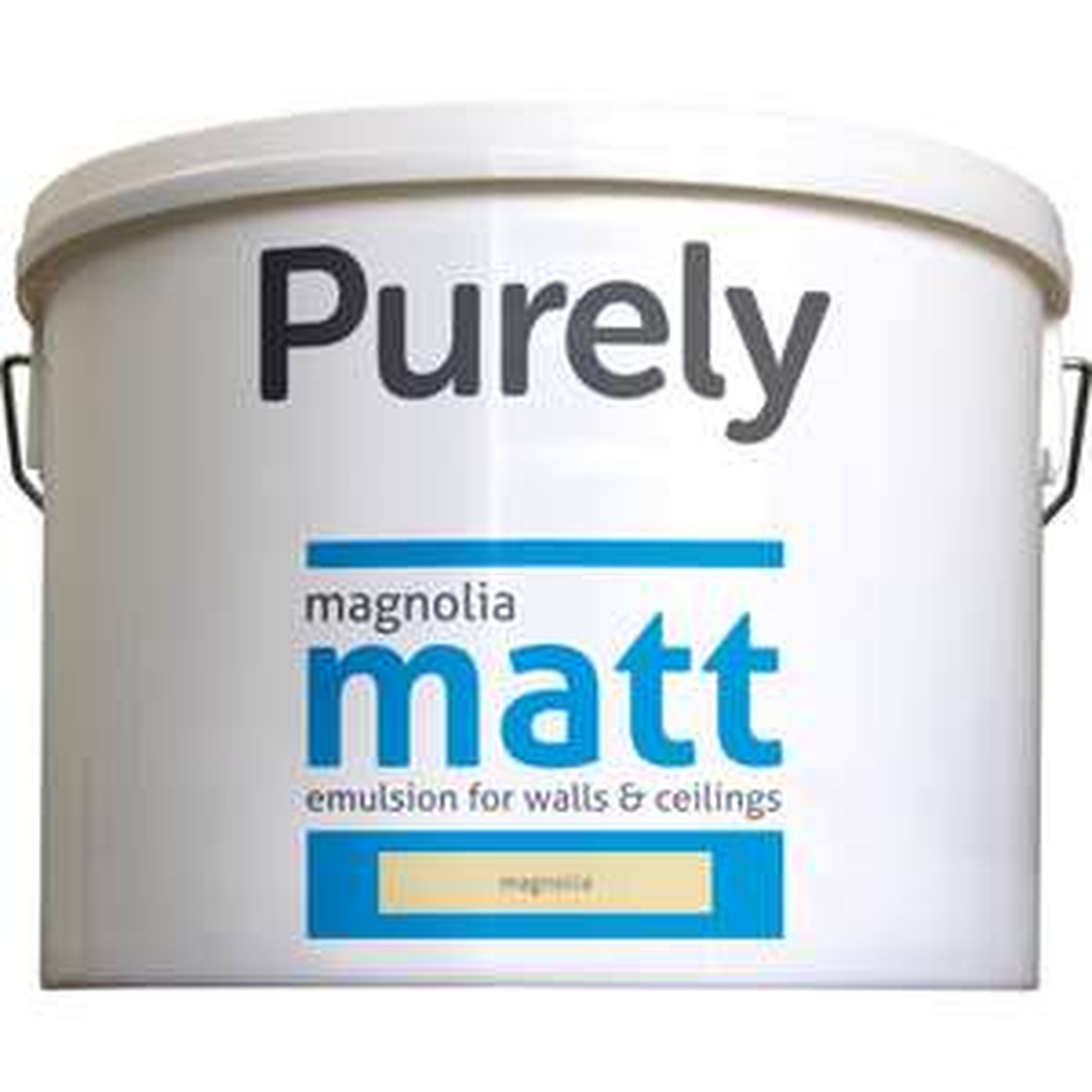 Purely Matt Emulsion Magnolia - 5L for £1.43 @ Homebase (in-store)
