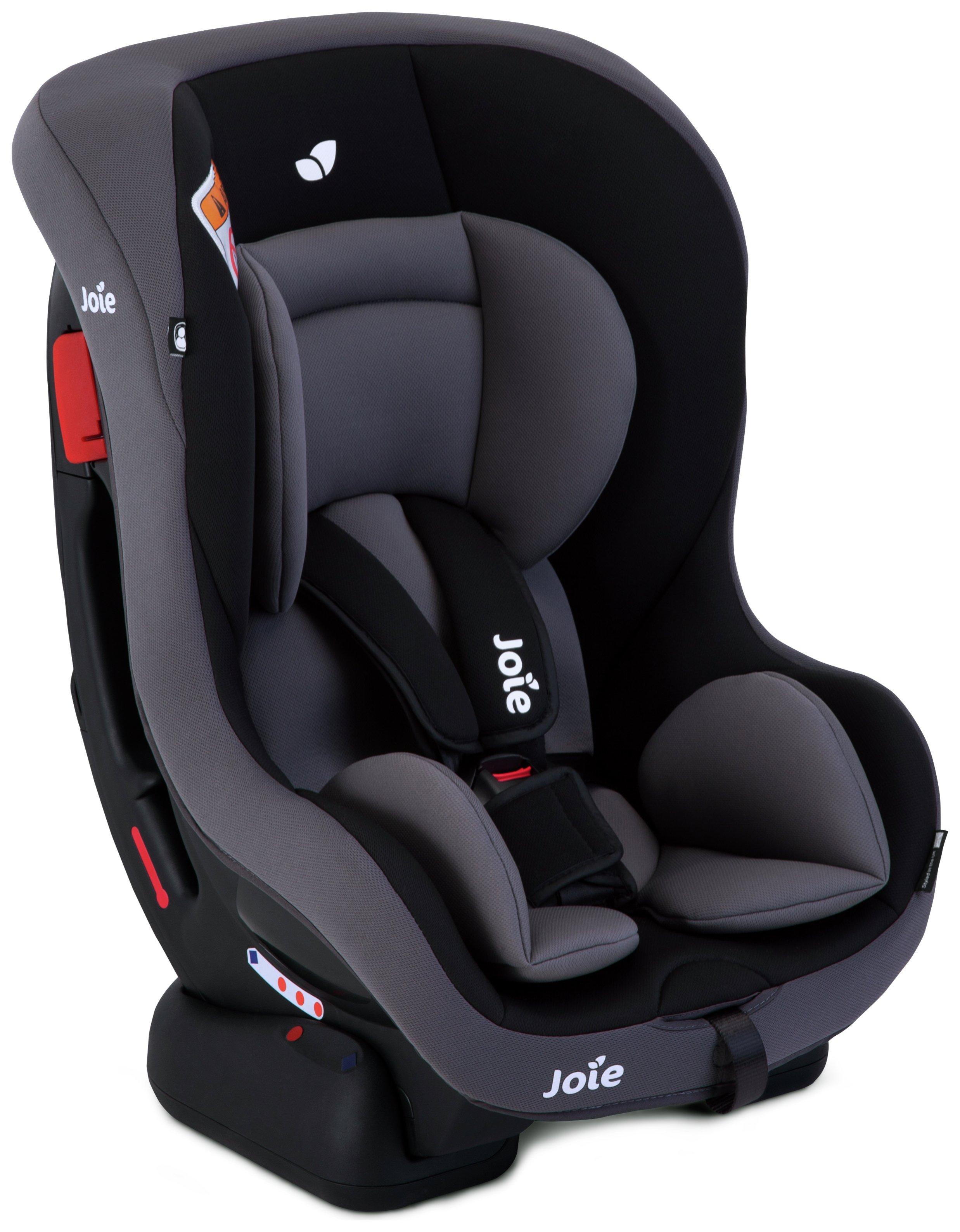Joie Tilt Group 0+/1 Car Seat - Two Tone Black £49.99 at Argos