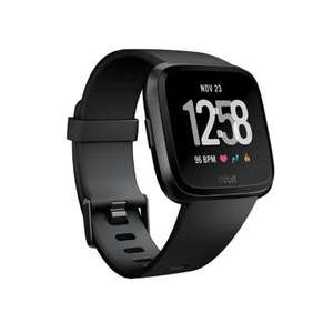 Fitbit Versa (1) Smart WatchWater Resistant 15 Plus Exercise Modes - black China £69.96 @ Gearbest