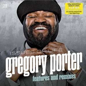 Gregory Porter - Issues Of Life - Features And Remixes (Double LP 180g Vinyl) & Digital Download £12.99 (Prime) / £15.98 (nonPrime) Amazon