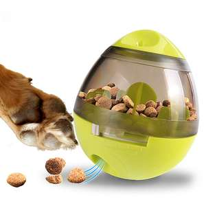 Zellar Pet Toy Treat Dispenser for Dogs & Cats £5.49 Prime/ £9.98 None Prime using voucher from Upoint and Fulfilled by Amazon.