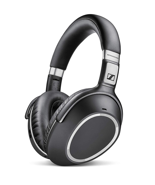 Sennheiser PXC550 Wireless Bluetooth Noise Cancelling Mic Closed Back Headphones - Black, £165 at Amazon
