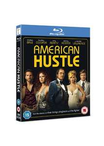 American Hustle (Blu-ray) now £2.79 delivered at Base