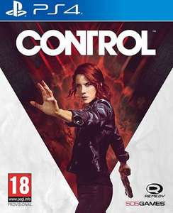 Control PS4 £28 @ Tesco