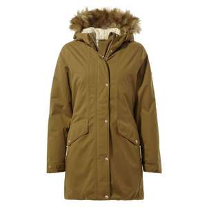 Ladies Rochers Jacket £57.60 with Code + Free Click and collect to store From Craghoppers