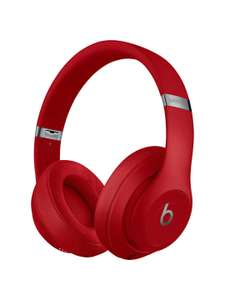 Beats Studio³ Wireless Bluetooth Over-Ear Headphones with Pure Adaptive Noise Cancelling & Mic/Remote, Red £184.99 @ John Lewis & Partners