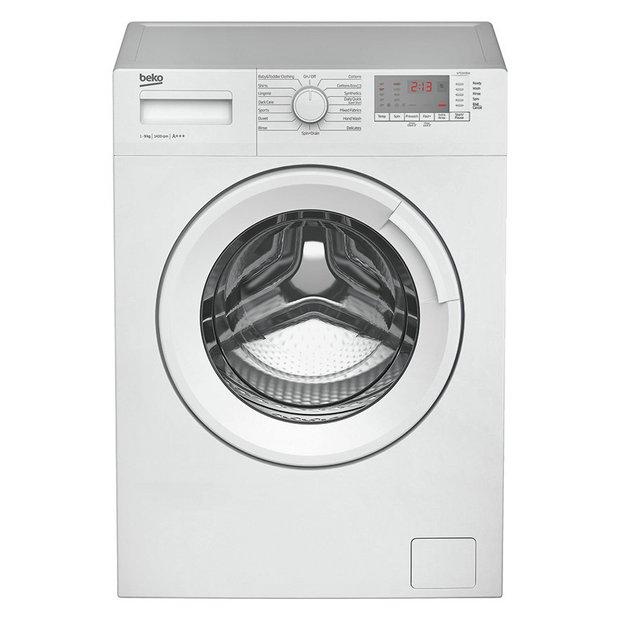 Beko WTG941B1W 9KG 1400 Spin Washing Machine - White, £199.99 @ Argos
