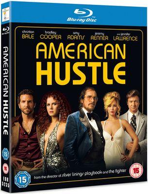 American Hustle blu ray new £1.99 @ Music Magpie