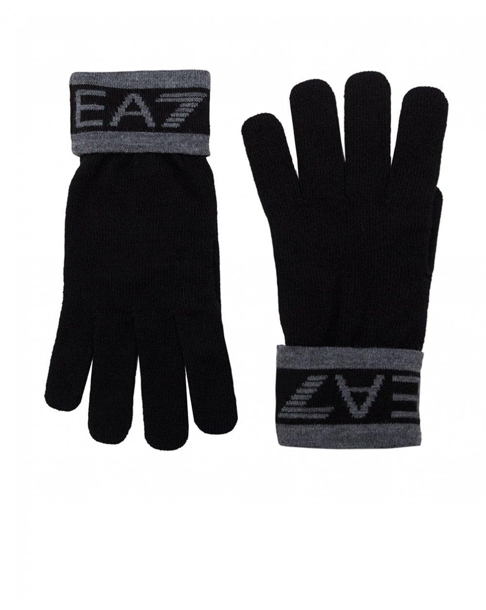 Armani Gloves (Black (L)/Khaki (M/L) - £27.49 at Psyche (Quidco/TCB - 6.5% Back)