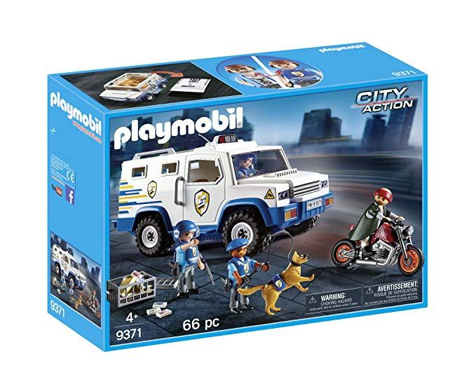 Playmobil City Action Money Transport Vehicle £14.99 @ John Lewis & Partners