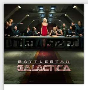 Battlestar Galactica Complete Series £14.99 at Google Play