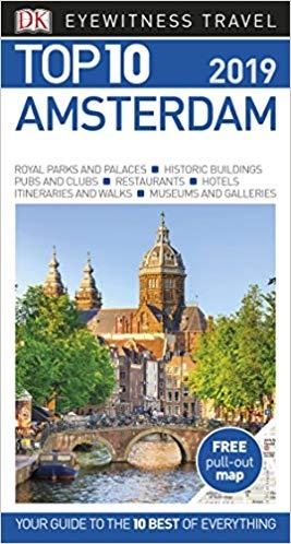 Top 10 Amsterdam (DK Eyewitness Travel Guide) Paperback – 2 Aug 2018 £2.69 @ Amazon (+£2.99 non-prime)