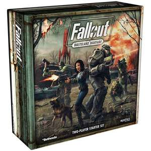 Fallout: Wasteland Warfare Two Player Starter for £33.79 + £2.99 postage @ Zatu Games