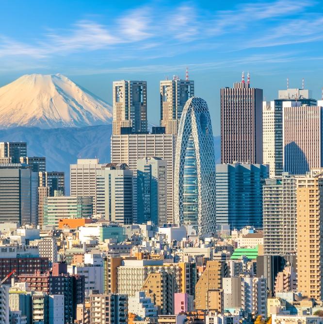Birmingham to Tokyo Return Flights (KLM or Air France) £383 via Skyscanner
