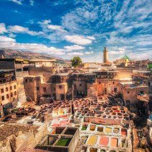 Return flights to Fez (Morocco) from London Stansted now £30 (Departing 7th March - 11th March Inc. taxes exc. checked baggage) at Ryanair